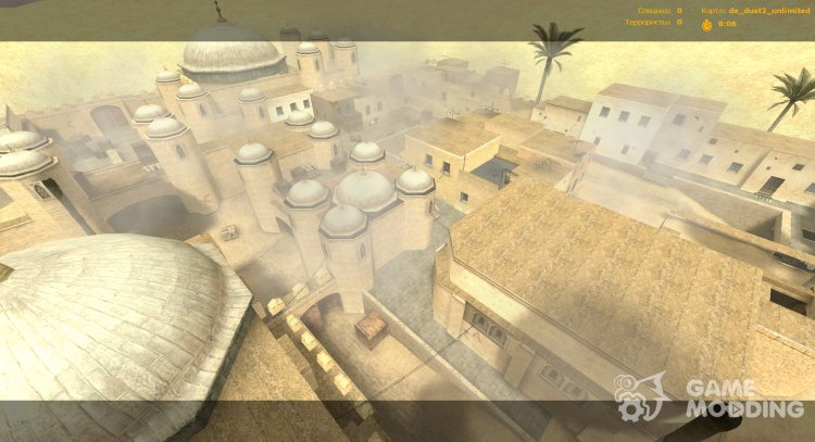 De Dust2 Unlimited for Counter-Strike Source