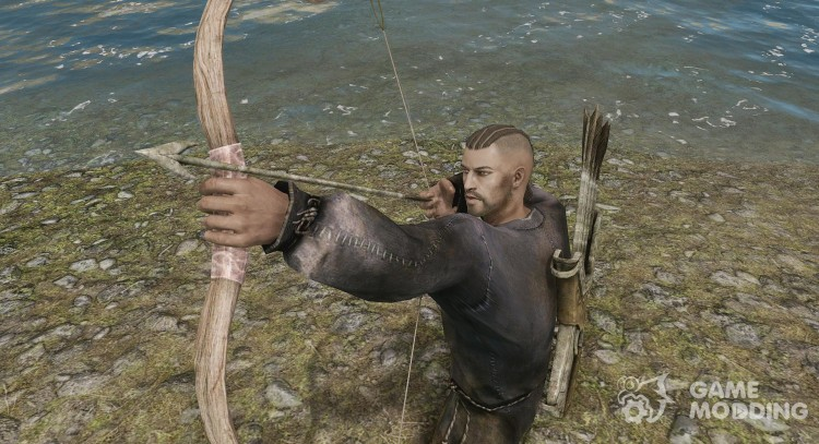 Dawnguard Arrow Crafting for Vanilla Skyrim для TES V: Skyrim