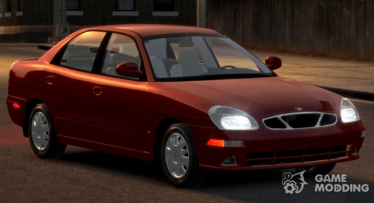 Daewoo Nubira II Sedan 2000 for GTA 4