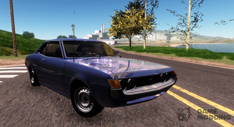 Toyota Celica GT 1974 Stock for GTA San Andreas
