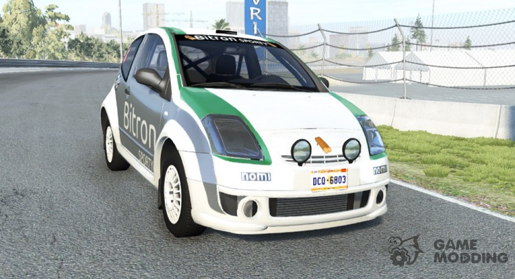 Citroen C2 VTR v0.2.1 for BeamNG.Drive