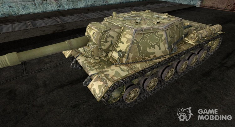 СУ-152 для World Of Tanks