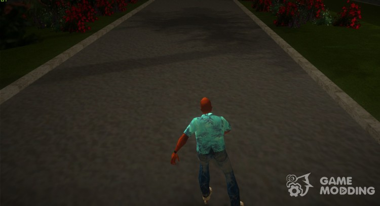 Rollerskates Player for GTA Vice City