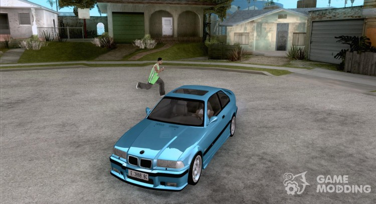 1997 BMW M3 E36 for GTA San Andreas