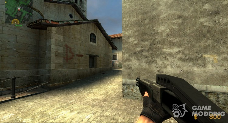 ZeRo's Spas 12 for Counter-Strike Source
