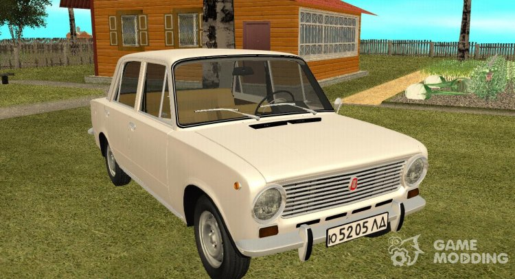 VAZ-2101 1977 for GTA San Andreas