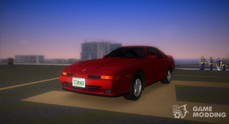Toyota Supra MK III 1989 for GTA Vice City