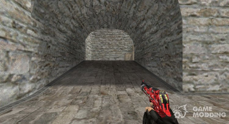 Desert Eagle Alligator 5000 for Counter Strike 1.6