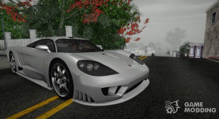 2004 Saleen S7 for GTA San Andreas