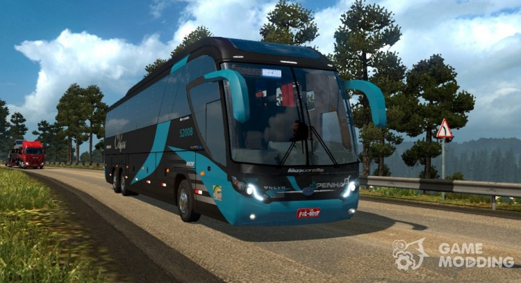 Mascarello Roma 370 for Euro Truck Simulator 2