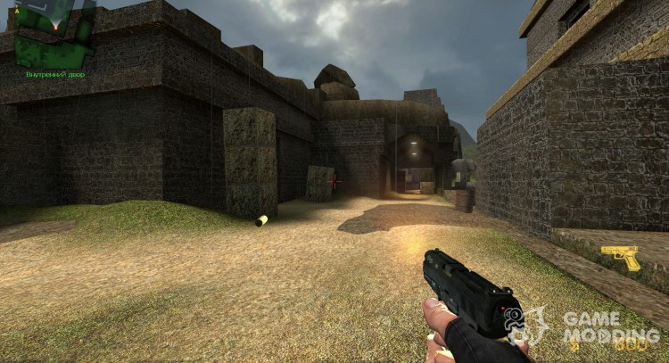 Walther P99 + Default Animations for Counter-Strike Source