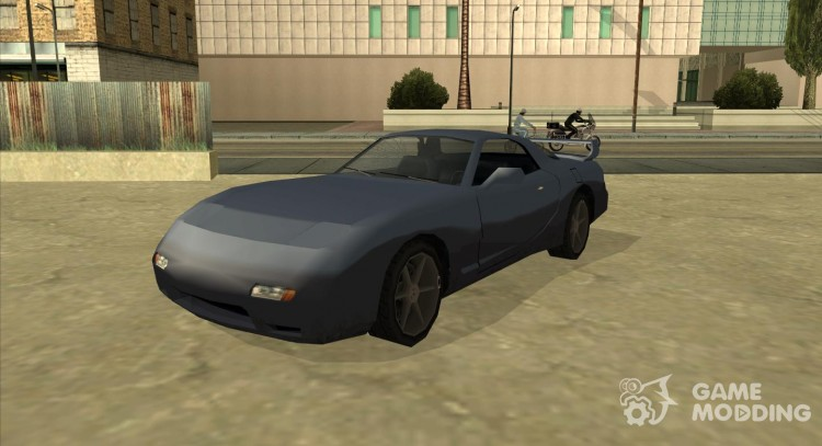 Car Lock On Foot For Gta San Andreas