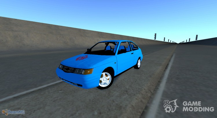 Vaz-21123 for BeamNG.Drive