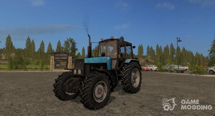 MTZ-1221 V1. 0 for Farming Simulator 2017