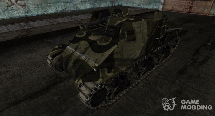 Skin for T40 No. 5 for World Of Tanks