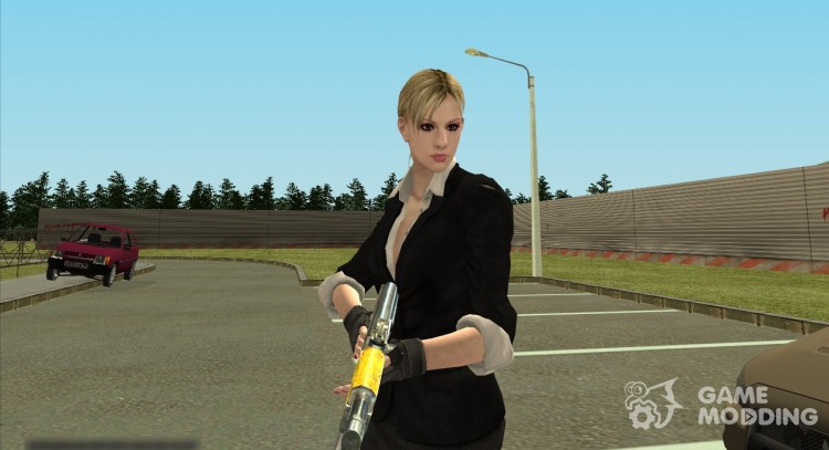 Stella Romani for GTA San Andreas