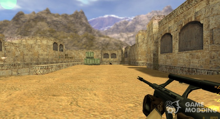 Steyr AUG for Counter Strike 1.6