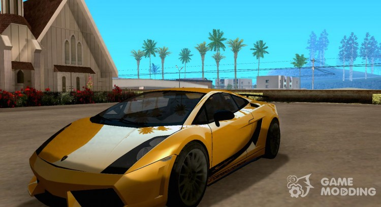 Underground Racing Lamborghini Gallardo V 2 0 For Gta San Andreas