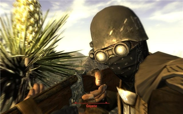 Keeper II: Substancia for Fallout New Vegas