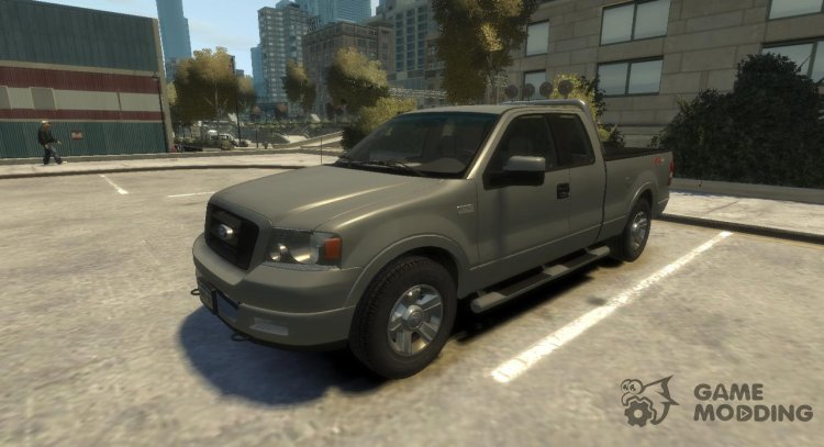 2005 Ford F-150 Extended Cab for GTA 4