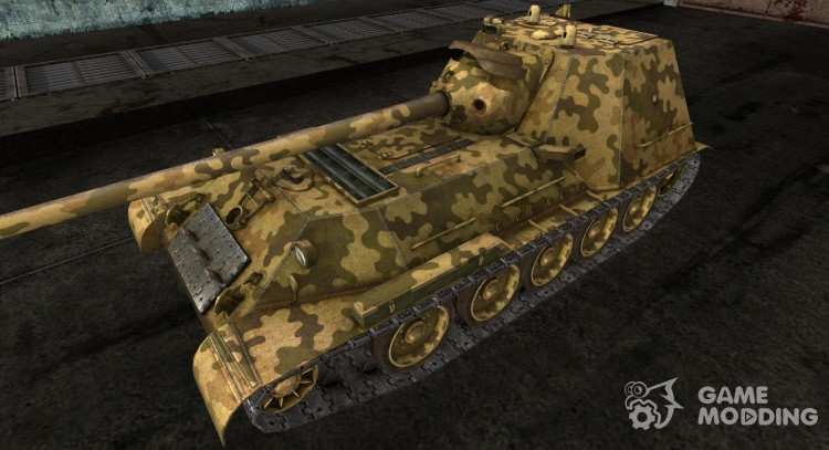 Skin for Su-101M1 for World Of Tanks