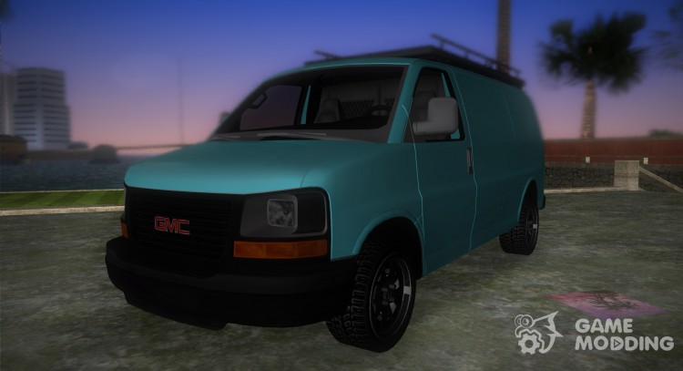 GMC Savanna for GTA Vice City