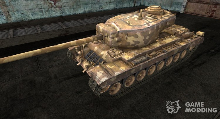 The T30 RussianBasterd for World Of Tanks