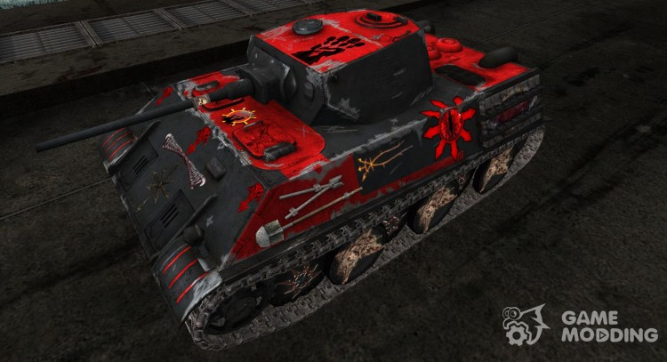 Шкурка для VK 2801 (Вархаммер) для World Of Tanks