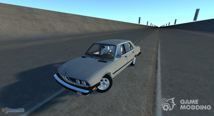 BMW 535i for BeamNG.Drive