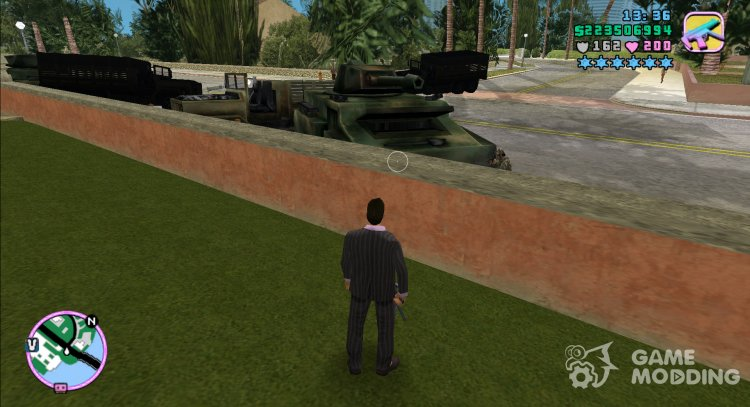 Army Update for GTA Vice City