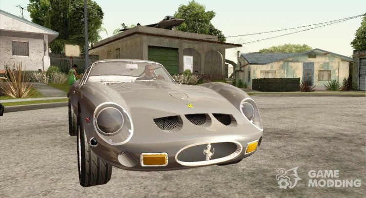 Ferrari 250 GTO 1962 for GTA San Andreas