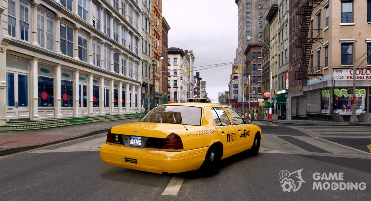 Simple ENB for natural and realistic lighting for GTA 4