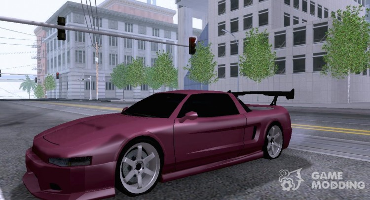 New Infernus HD for GTA San Andreas