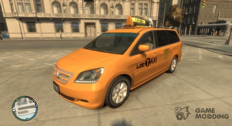 2006 Honda Odyssey (US) Taxi for GTA 4
