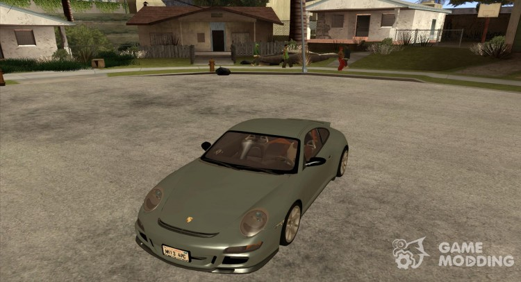 Porsche 997 GT3 RS for GTA San Andreas