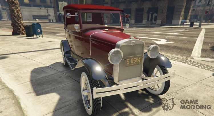 Ford T Tin Lizzie 1927 for GTA 5