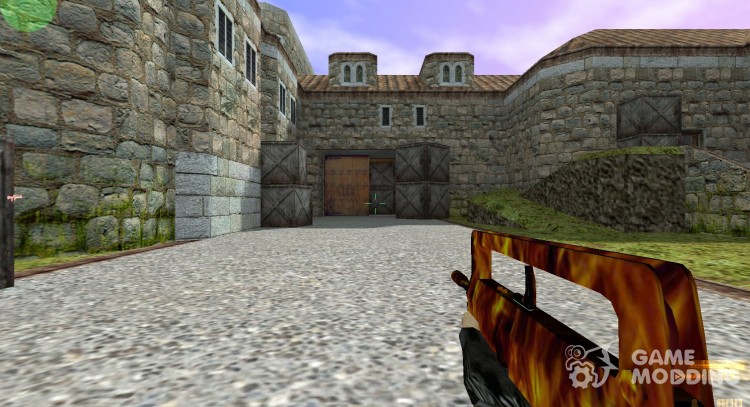 fire famas for Counter Strike 1.6