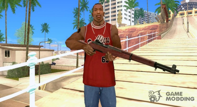 M1 Garand for GTA San Andreas