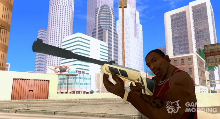 Gamo Viper Desert Air Rifle для GTA San Andreas