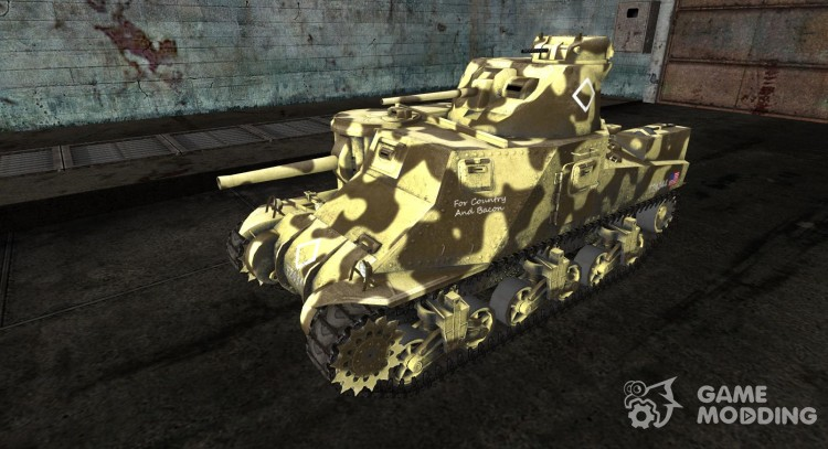 M3 Lee 4 for World Of Tanks