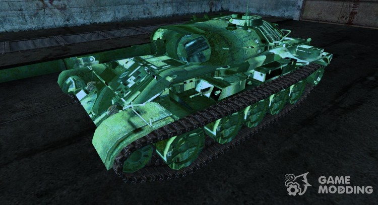 T-54 from KILLMANTANK for World Of Tanks