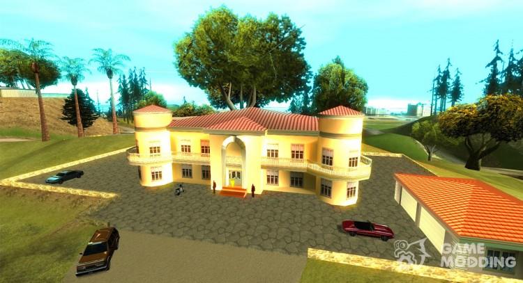 Private villa for GTA San Andreas