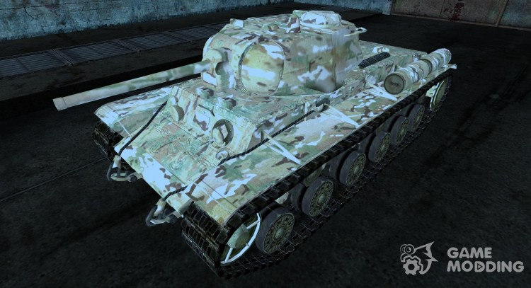 KV-1 c lem208 1 for World Of Tanks