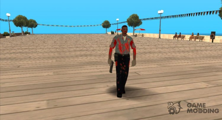 Zombie lvemt1 for GTA San Andreas
