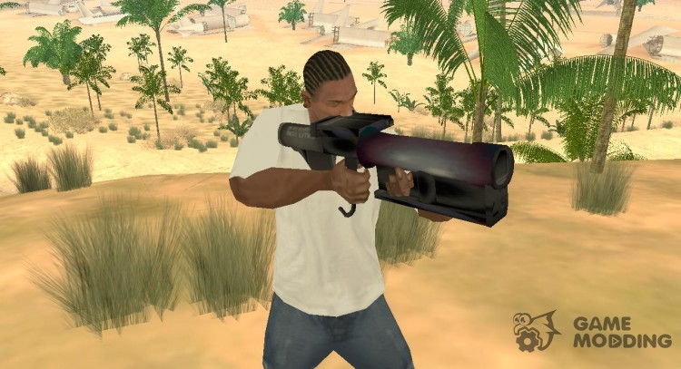 KANEDA's Gun for GTA San Andreas