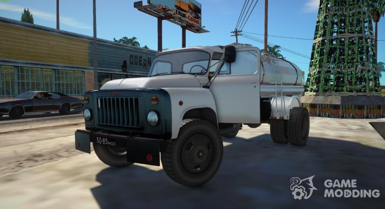 GAZ 53 Trucks for GTA San Andreas
