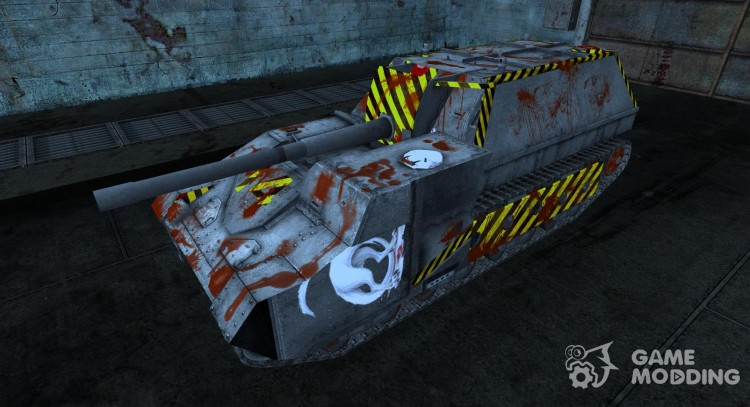 Skin for Su-14 for World Of Tanks