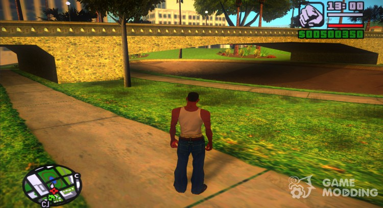 ENB Series Color Erbi для GTA San Andreas
