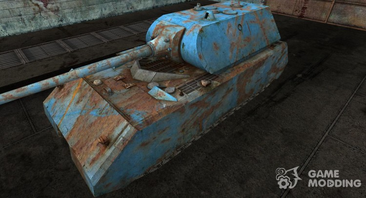 Skin for Maus for World Of Tanks
