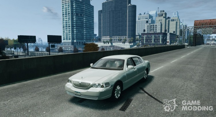 Lincoln Town Car 2006 v 1.0 for GTA 4